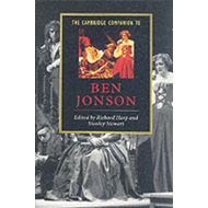 Cambridge Companion to Ben Jonson (BOK)