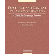 Discourse and Context in Language Teaching (BOK)
