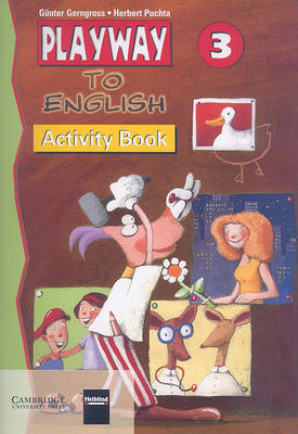 Playway to English 3 Activity book (BOK)