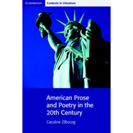 American Prose and Poetry in the 20th Century (BOK)