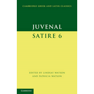 Juvenal: Satire 6 (BOK)