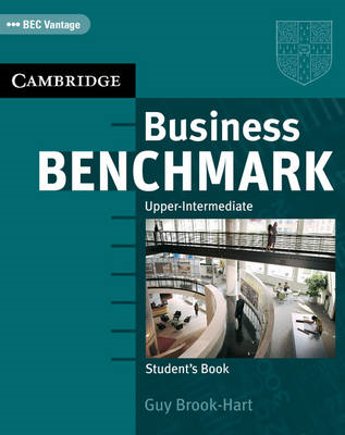 Business Benchmark Upper Intermediate Student's Book BEC Edition (BOK)