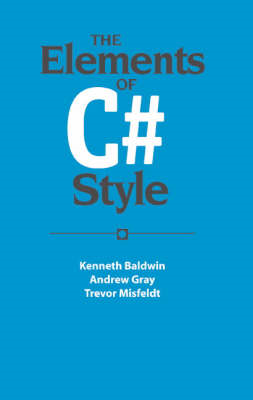 The Elements of C# Style (BOK)