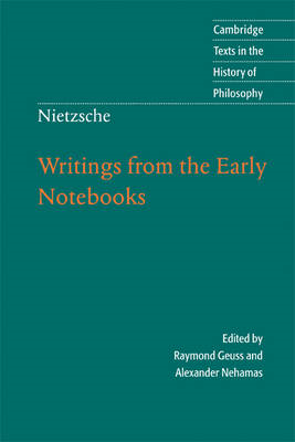 Nietzsche: Writings from the Early Notebooks (BOK)