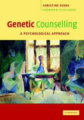 Genetic Counselling: A Psychological Approach (BOK)
