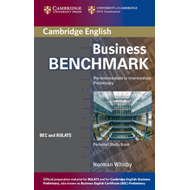 Business Benchmark Pre-Intermediate to Intermediate Personal Study Book BEC and BULATS Edition (BOK)