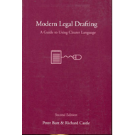 Modern Legal Drafting: A Guide to Using Clearer Language (BOK)