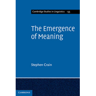 The Emergence of Meaning (BOK)