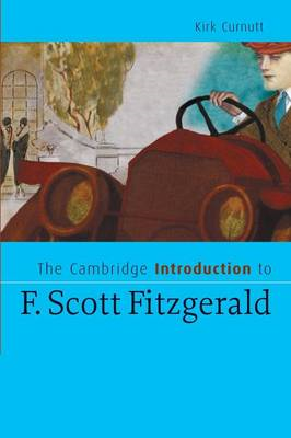 Cambridge Introduction to F. Scott Fitzgerald (BOK)