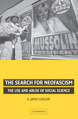 The Search for Neofascism: The Use and Abuse of Social Science (BOK)