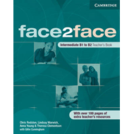 face2face Intermediate Teacher's Book (BOK)