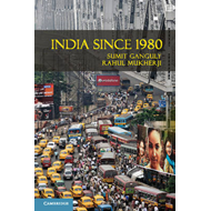 India Since 1980 (BOK)