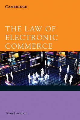 The Law of Electronic Commerce (BOK)