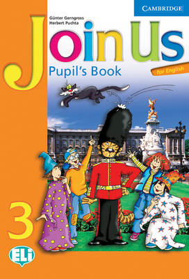 Join Us for English 3 Pupil's Book (BOK)