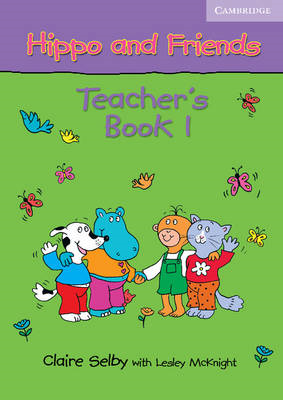 Hippo and Friends 1 Teacher's Book (BOK)