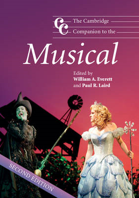 Cambridge Companion to the Musical (BOK)
