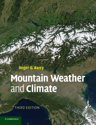 Mountain Weather and Climate (BOK)
