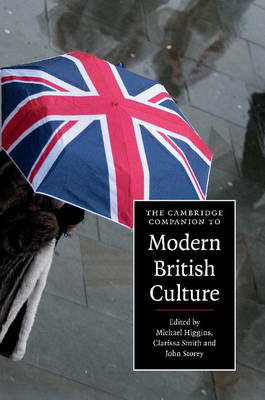 Cambridge Companion to Modern British Culture (BOK)