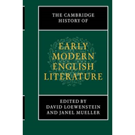 Cambridge History of Early Modern English Literature (BOK)