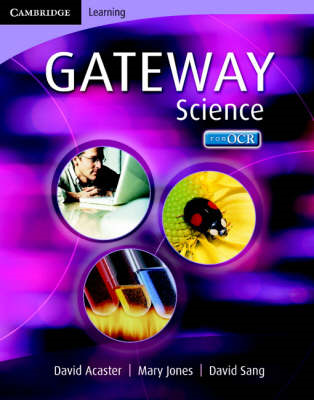 Cambridge Gateway Science Science Class Book (BOK)