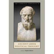 Cambridge Companion to Ancient Greek Political Thought (BOK)