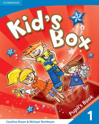 Kid's Box 1 Pupil's Book (BOK)