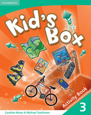 Kid's Box 3 Activity Book (BOK)