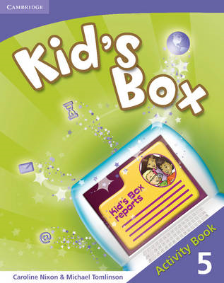 Kid's Box 5 Activity Book (BOK)