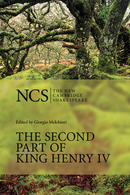 The Second Part of King Henry IV (BOK)