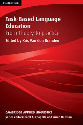 Task-Based Language Education (BOK)