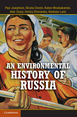 Environmental History of Russia (BOK)
