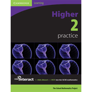 SMP GCSE Interact 2-tier Higher 2 Practice Book: for AQA,Edexcel and OCR Two-tier GCSE Mathematics (BOK)