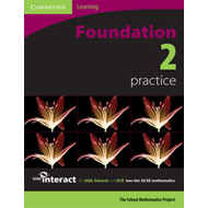 SMP GCSE Interact 2-tier Foundation 2 Practice Book: Level 2 (BOK)