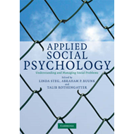 Applied Social Psychology (BOK)