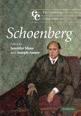 Cambridge Companion to Schoenberg (BOK)