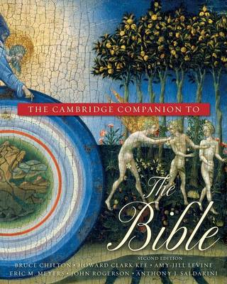 The Cambridge Companion to the Bible (BOK)