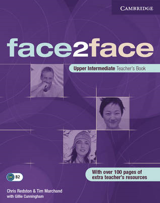 Face2face Upper Intermediate Teacher's Book (BOK)