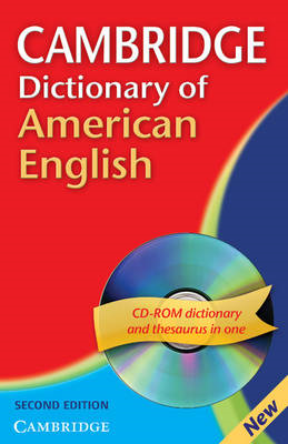 Cambridge Dictionary of American English Paperback with CD-ROM (BOK)