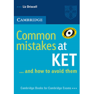 Common Mistakes at KET: And How to Avoid Them (BOK)