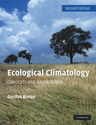 Ecological Climatology (BOK)