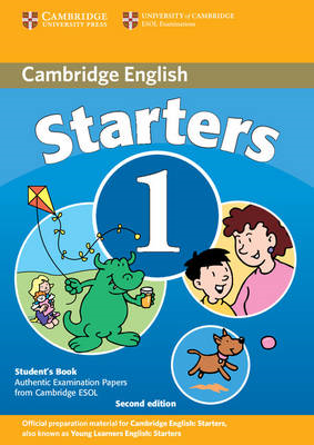 Cambridge Young Learners English Tests Starters 1 Students B (BOK)