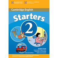 Cambridge Young Learners English Tests Starters 2 Student's (BOK)