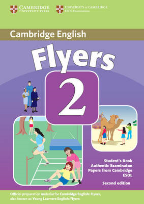 Cambridge Young Learners English Tests Flyers 2 Student's Bo (BOK)