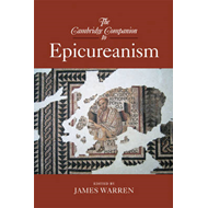 Cambridge Companion to Epicureanism (BOK)