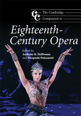 Cambridge Companion to Eighteenth-Century Opera (BOK)