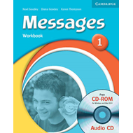 Messages 1 Workbook with Audio CD/CD-ROM: Level 1 (BOK)
