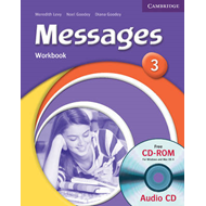 Messages 3 Workbook with Audio CD/CD-ROM (BOK)
