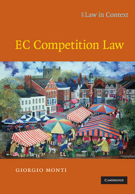 EC Competition Law (BOK)