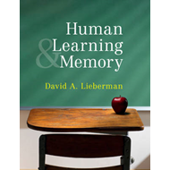 Human Learning and Memory (BOK)