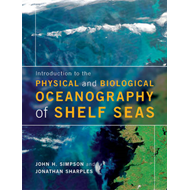 Introduction to the Physical and Biological Oceanography of Shelf Seas (BOK)